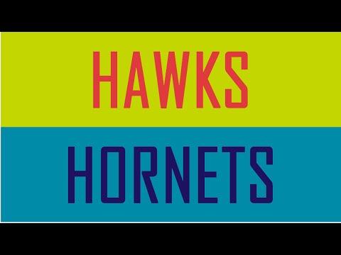 Atlanta Hawks vs Charlotte Hornets || FULL HIGHLIGHTS || Oct 20, 2017 || NBA