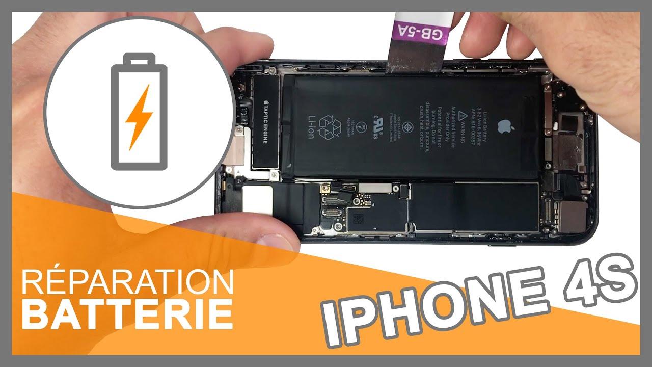 Changer Batterie Iphone G