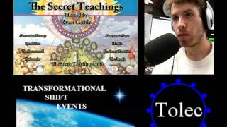 Technological Evolution, Emotional Maturity w. Tolec - Secret Teachings (12/11/16)