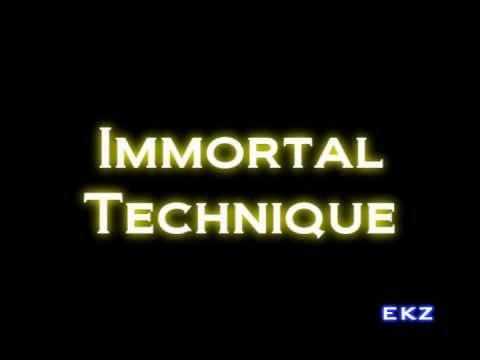 Immortal Technique - Point of No Return Lyrics Video