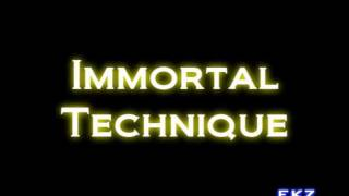 Immortal Technique - Point of No Return Lyrics Video