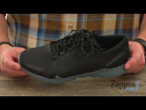 a820bef182c0c Merrell Versent Kavari Lace Leather SKU: 8981304 - YouTube
