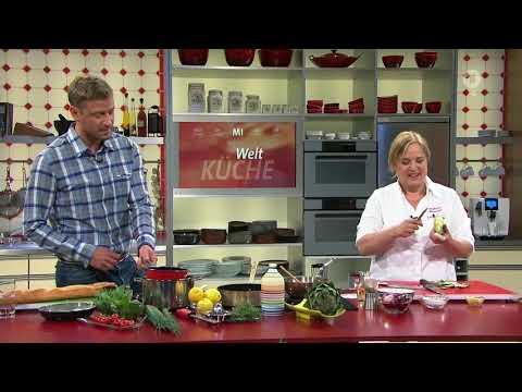 ARD Buffet Gebratene Sardinen mit Lardo und scharfer Tomatenmarmelade 0197019245