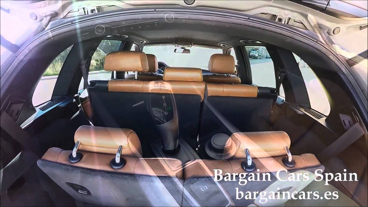 BMW X Diesel Seater AUTOMATIC YouTube - 7 seater bmw suv