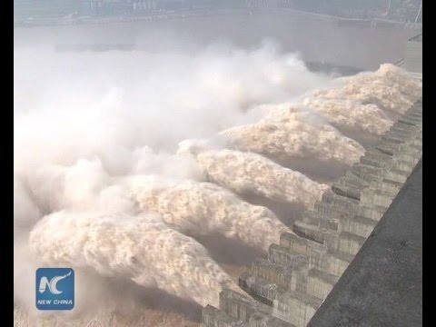 Three Gorges Dam nearly reaches maximum water level
