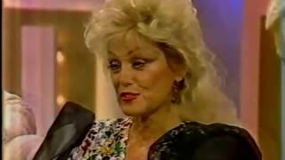 Mamie Van Doren, 1985 TV Interview and Song