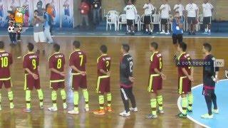 Eliminatorias Sudamericanas 2016 -  Venezuela 4  vs  Ecuador 3 - Tercera Fecha - Grupo A