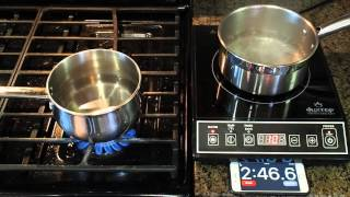 Induction Burner vs Gas Range - Which is more powerful?