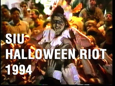 SUI Carbondale Halloween Riot 20th Anniversary (1994)