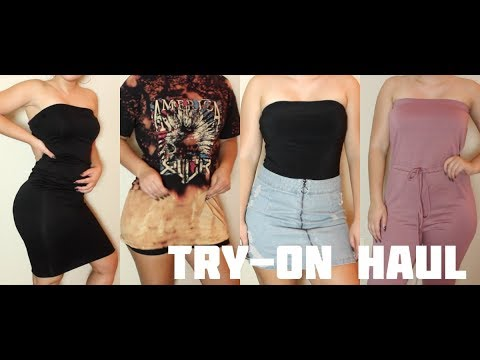 Download Fashion Nova Try-On Haul! Over $300 Worth of Clothes?!? | Marissa Paige