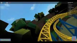 Universal Roblox-Stu ' s disco Coaster passeio completo