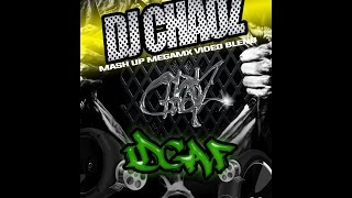 DJ CHAOZ...IDGAF PART 1...VIDEO MASH UP MEGAMIX