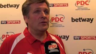 Liverpool Legend Jan Molby BEATS ERIC BRISTOW!