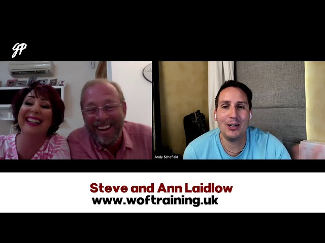 Special Guests - Steve and Ann Laidlow - Acorn Ministries