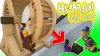 Dieses Hamsterrad wird ihn zerquetschen
