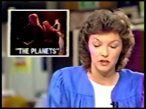 Feature Story On The Planets - Dallas WFAA-TV (1984)