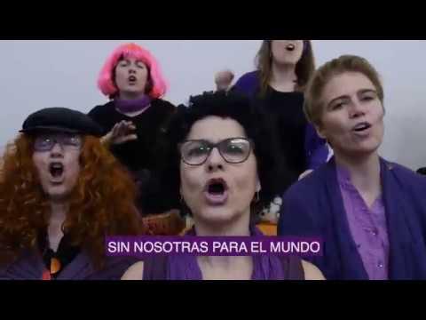 La Lega #HaciaLaHuelgaFeminista  - Coro de Mujeres Feministas