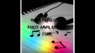 Gocho Ft Yandel & Wayne Wonder Amor  real letra