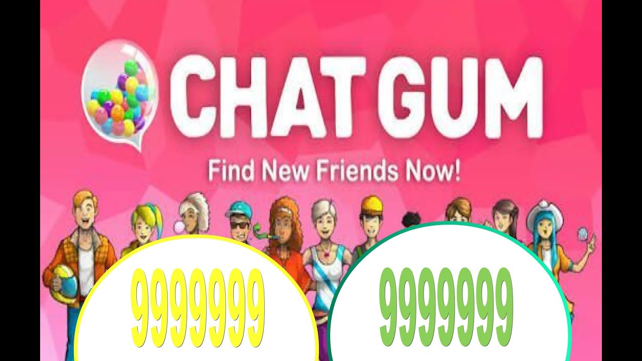 Get more charm , likes, orbs, waves, or gum on chatgum for free!