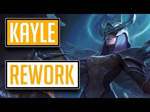 League of Legends #586: Kayle Rework (CZ) thumbnail