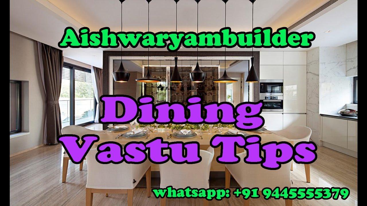 Dining Room Vastu Shastra