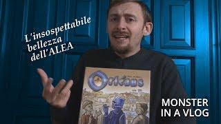 L'insospettabile bellezza dell'Alea - Monster in a Vlog 011