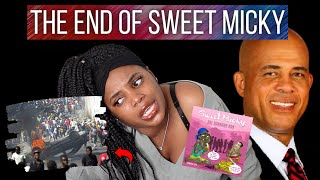 THE END of Michel Martelly|Protestors FORCE Sweet Micky To End Presidential Term Early [PART 2]| COZ