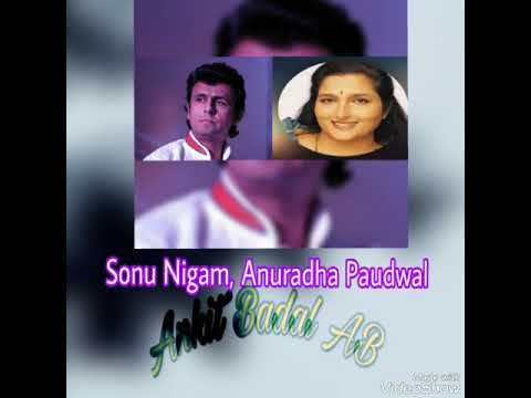 Tasveer Teri Dil Mein - Sonu Nigam, Anuradha Paudwal - Tribute To Legends - Ankit Badal AB