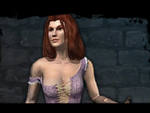 The Witcher - Carmen At Shani's Party | HD