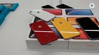 iPhone XR, disponibil in magazine. Un telefon cool, cu un pret optim