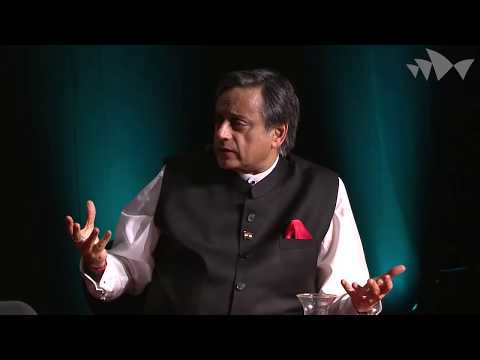 Shashi Tharoor on what the British did to India | Antidote Festival at Sydney Opera House