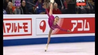 Figure Skating Championship Boston 2016. Satoko Miyahara 宮原知子 (...