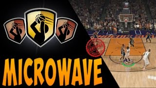 NBA 2K17 Badges   How To Get The Microwave Badge!