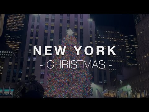 Christmas Time In New York City | The Holiday Season Is Here