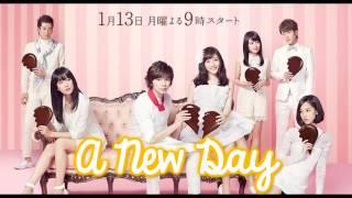 [ 失恋ショコラティエ / Shitsuren Chocolatier OST ] Ken Arai - A New Day
