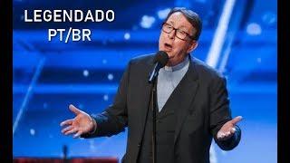 Padre Ray Kelly (Audition - Britain's Got Talent 2018) - [Legendado - PT/BR]