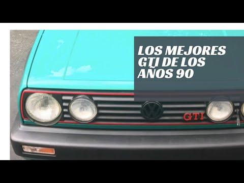 Los mejores GTI de los 90s