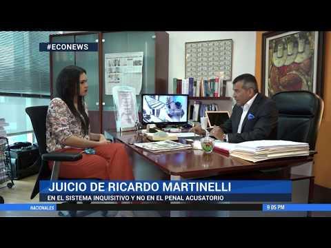 Nuevos escenarios surgen para los casos en contra del expresidente Ricardo Martinelli #ECOnews