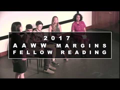 AAWWTV: The Margins Fellows at the 2017 Asian American Literature Festival
