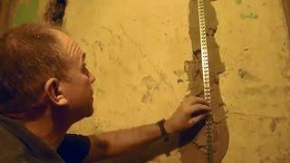 Облицовка плиткой ванной комнаты ч.2(В ролике показан быстрый,максимально упрощенный и всем доступный способ установки металлических маяков..., 2014-03-05T07:12:05.000Z)