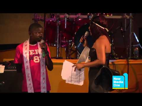 Antigua Carnival 2012 - The Source Teen Splash - Interview - Kevin Smith, NTTC