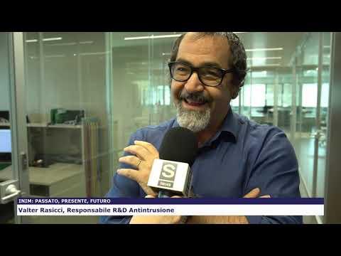 Intervista A Valter Rasicci, Responsabile R&D Intrusione Di Inim Electronics