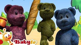 The Bears | BabyTV thumbnail