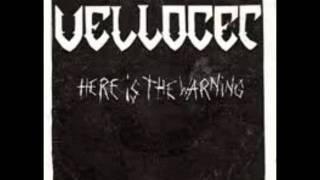 VELLOCET - Burning Bones