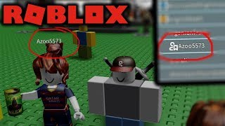so... the one BILLIONTH user is BACK..? (ROBLOX)