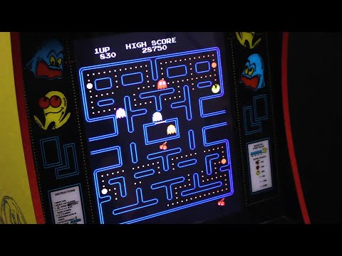 Arcade1Up Pac-Man from The Novoa Family