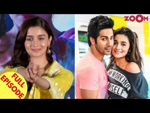 Alia Hikes Her Fees Post Raazi's Success? | Varun, Alia Getting More Priority In 'Kalank' & More