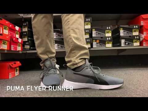 Fly Puma Fly, The Puma Flyer Runner