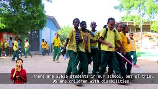 Quality Inclusive Education for children with disabilities in Ethiopia