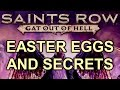 Saints Row Gat Out Of Hell Easter Eggs Collection HD